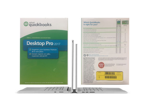 1-30 Desktop QuickBooks Pengguna 2017 / Quickbooks Desktop Enterprise 2018