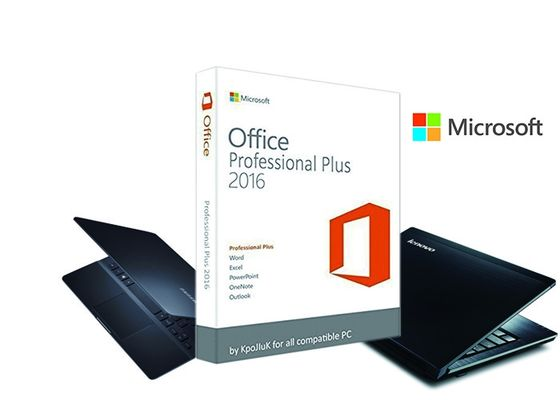 Cina Versi USB 3.0 Office 2016 Professional FPP, Ms Office Professional Plus 2016 pabrik